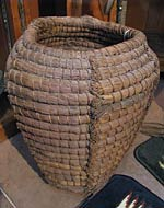 Horn Mountain Living - American Indian Pine Needle Basket