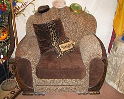 Horn Mountain Living - Antique Chair