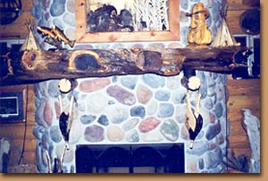 Horn Mountain Living - Mantel